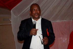 Mayor's Speech At Hiv/Aids Awareness Event