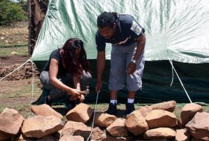 Endumeni Disaster Management intervenes