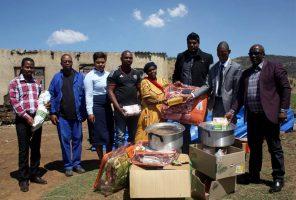 Endumeni Municipality rescues Ntanzi family