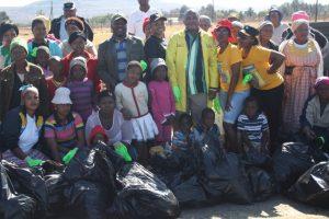 Endumeni Municipality making Madiba proud